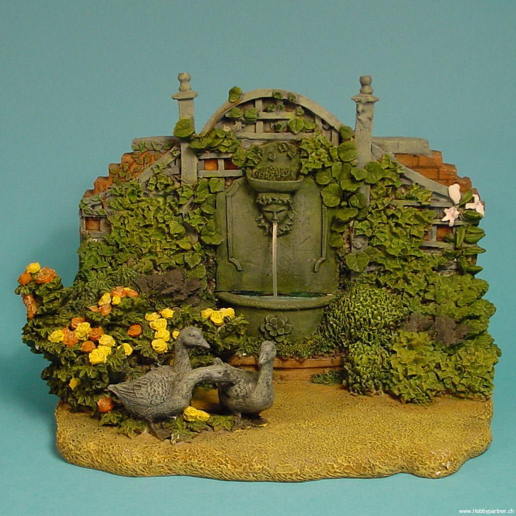 Fertige Miniaturen